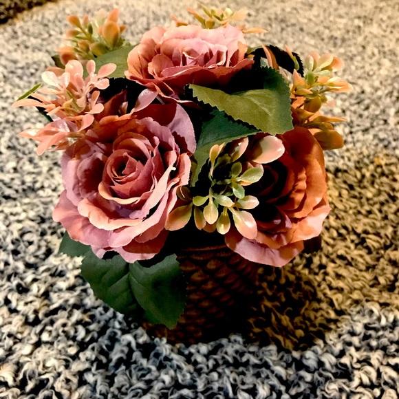 3 for 30$! Faux Flower Bouquet